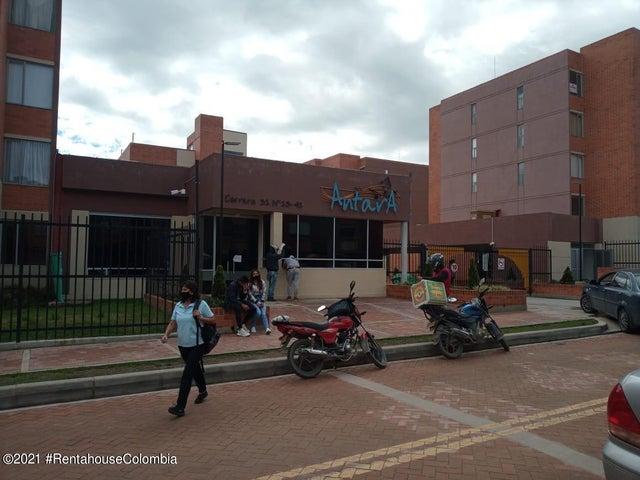 Apartamento Cundinamarca>Zipaquira>Rincon del Zipa - Venta:150.000.000 Pesos - codigo: 22-592