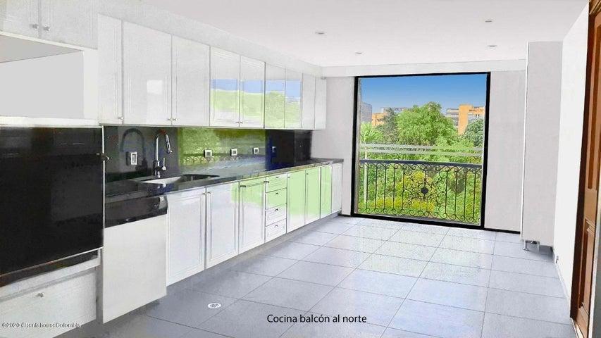 Apartamento Bogota D.C.>Bogota>La Cabrera - Venta:2.500.000.000 Pesos - codigo: 22-486
