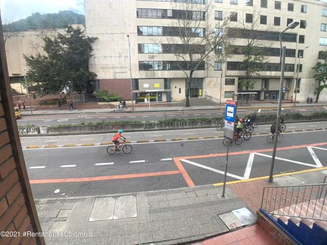 Apartamento Bogota D.C.>Bogota>Chapinero Central - Arriendo:1.000.000 Pesos - codigo: 22-508
