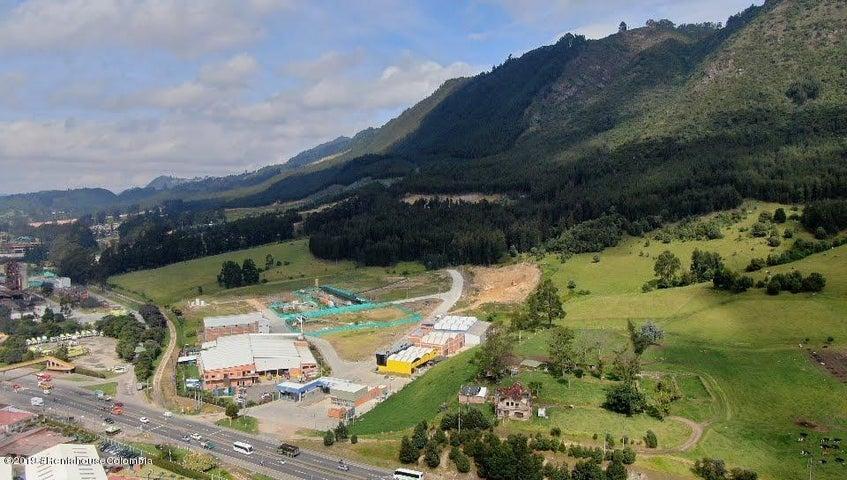 Terreno Cundinamarca>Cajica>Vereda Chuntame - Venta:580.000.000 Pesos - codigo: 22-518