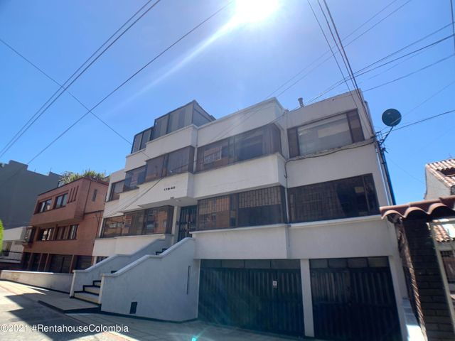 Apartamento Bogota D.C.>Bogota>Santa Barbara - Venta:545.000.000 Pesos - codigo: 22-534