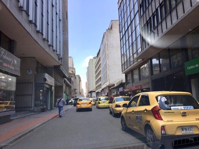 Local Comercial Bogota D.C.>Bogota>La Veracruz - Venta:1.699.000.000 Pesos - codigo: 22-563
