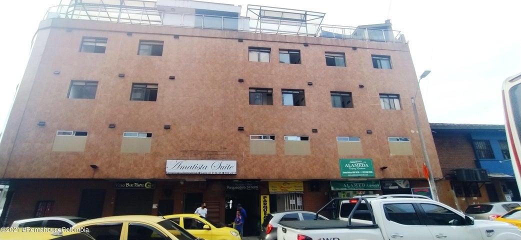 Local Comercial Antioquia>Medellin>Centro La Candelaria - Venta:227.700.000 Pesos - codigo: 22-574