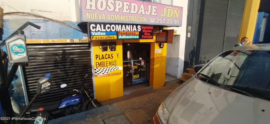 Local Comercial Antioquia>Medellin>Caribe - Venta:152.100.000 Pesos - codigo: 22-578