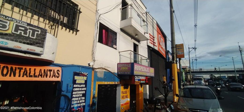 Local Comercial Antioquia>Medellin>Caribe - Venta:126.000.000 Pesos - codigo: 22-591