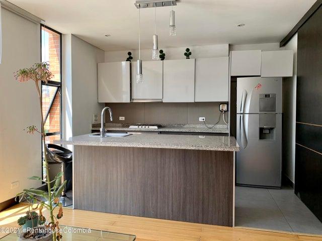 Apartamento Bogota D.C.>Bogota>Chico - Venta:540.000.000 Pesos - codigo: 22-581