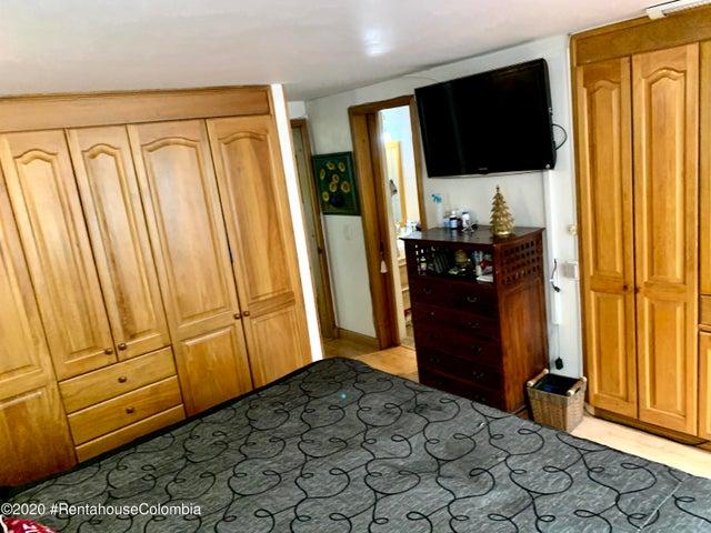 Apartamento Bogota D.C.>Bogota>Santa Barbara Occidental - Venta:540.000.000 Pesos - codigo: 22-582
