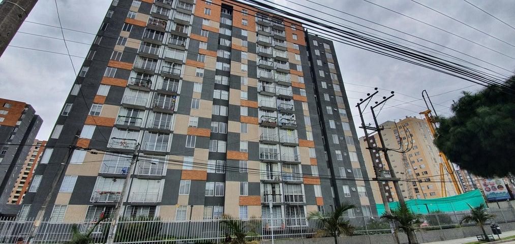 Apartamento Bogota D.C.>Bogota>Villemar Fontibon - Venta:240.000.000 Pesos - codigo: 22-609