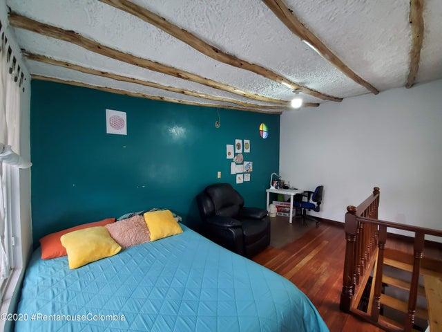 Casa Bogota D.C.>Bogota>La Candelaria - Venta:600.000.000 Pesos - codigo: 22-615
