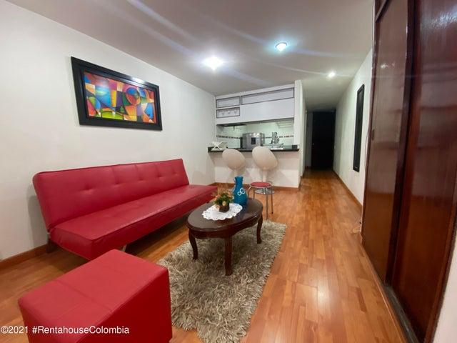 Apartamento Bogota D.C.>Bogota>Marly - Arriendo:1.300.000 Pesos - codigo: 22-632