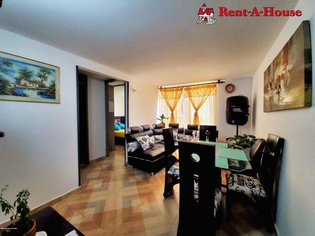 Apartamento Bogota D.C.>Bogota>Pinos de Lombardia - Venta:158.000.000 Pesos - codigo: 22-643