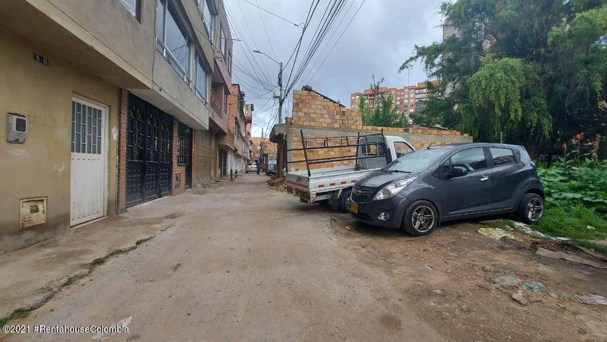 Terreno Bogota D.C.>Bogota>San Antonio Norte - Venta:160.000.000 Pesos - codigo: 22-13
