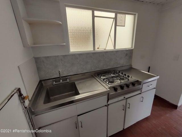 Apartamento Bogota D.C.>Bogota>Barrancas - Venta:180.000.000 Pesos - codigo: 22-650