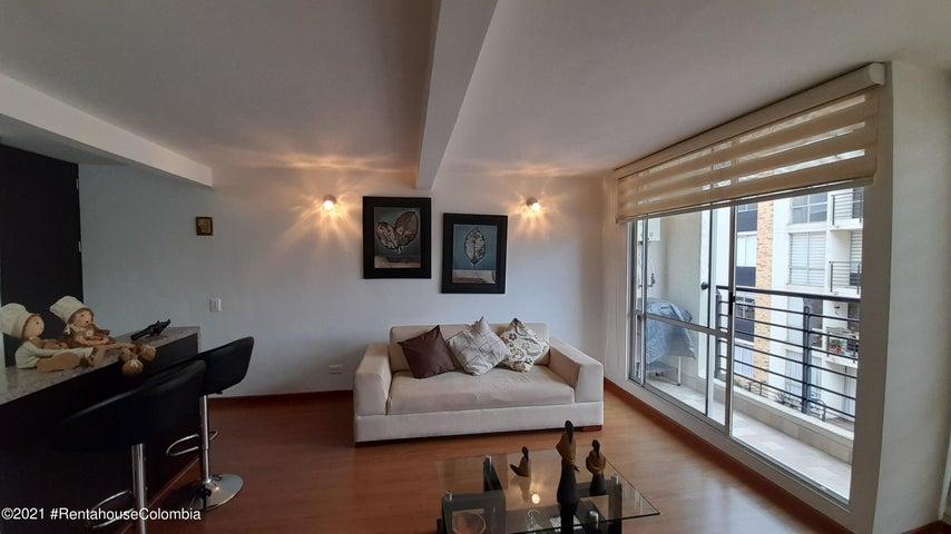 Apartamento Cundinamarca>Cajica>El Tejar - Venta:268.000.000 Pesos - codigo: 22-665
