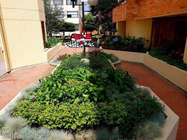 Apartamento Bogota D.C.>Bogota>Belmira - Arriendo:1.500.000 Pesos - codigo: 22-667