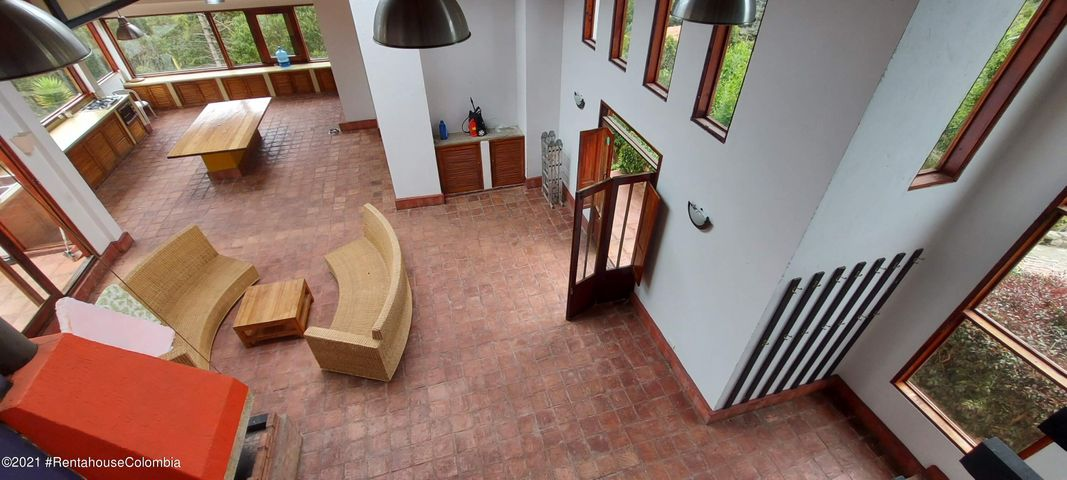Casa Cundinamarca>La Calera>Vereda El Salitre - Arriendo:6.000.000 Pesos - codigo: 22-668