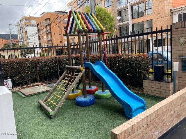Apartamento Bogota D.C.>Bogota>Cedritos - Venta:495.000.000 Pesos - codigo: 22-680