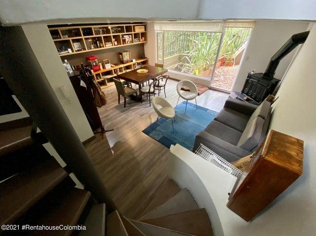 Apartamento Bogota D.C.>Bogota>Los Rosales - Venta:685.000.000 Pesos - codigo: 22-693