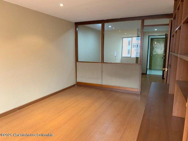 Oficina Bogota D.C.>Bogota>Chico Reservado - Arriendo:1.500.000 Pesos - codigo: 22-694