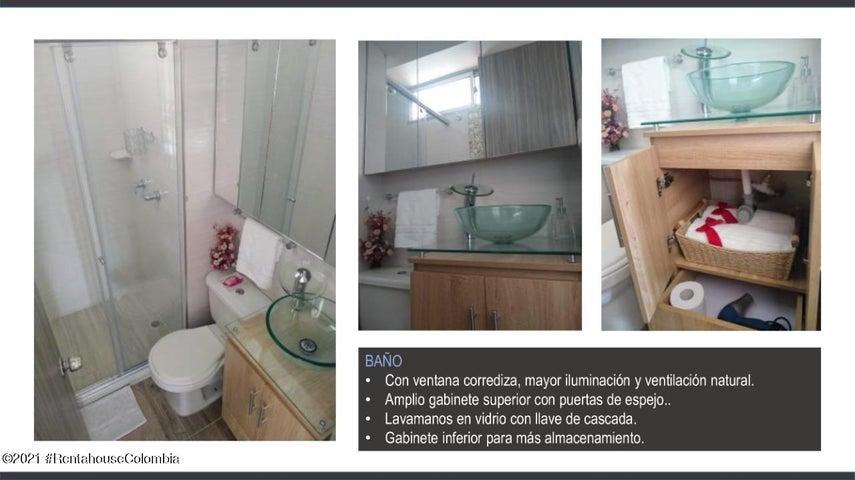 Apartamento Bogota D.C.>Bogota>Gratamira - Venta:160.000.000 Pesos - codigo: 22-700