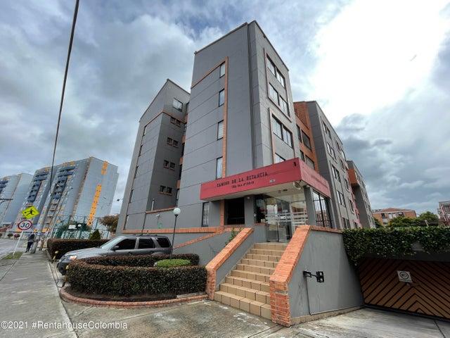 Apartamento Bogota D.C.>Bogota>Britalia - Venta:210.000.000 Pesos - codigo: 22-710