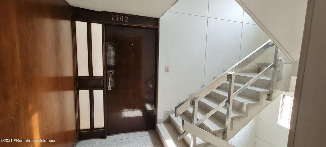 Apartamento Antioquia>Medellin>Centro La Candelaria - Venta:335.000.000 Pesos - codigo: 22-721