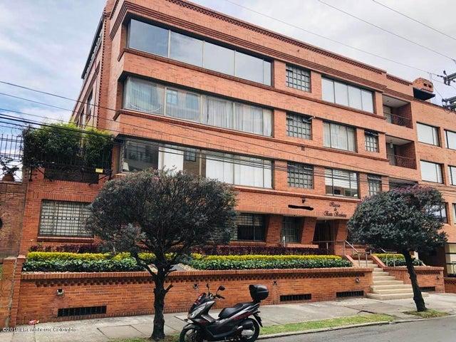 Apartamento Bogota D.C.>Bogota>Santa Barbara Occidental - Venta:1.000.000.000 Pesos - codigo: 22-742