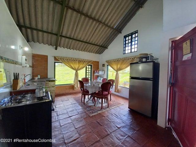 Casa Cundinamarca>Nemocon>Vereda Cerro Verde - Venta:290.000.000 Pesos - codigo: 22-752