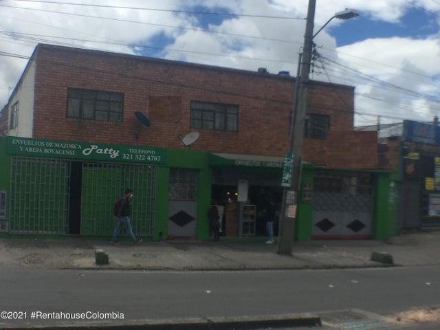 Terreno Bogota D.C.>Bogota>Las Villas - Venta:1.700.000.000 Pesos - codigo: 22-757