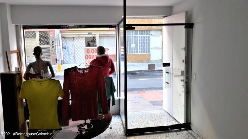 Local Comercial Bogota D.C.>Bogota>Chapinero Central - Arriendo:1.900.000 Pesos - codigo: 22-763