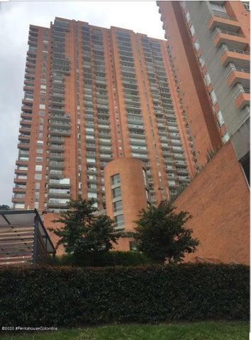 Apartamento Bogota D.C.>Bogota>Chapinero Alto - Arriendo:3.000.000 Pesos - codigo: 22-773