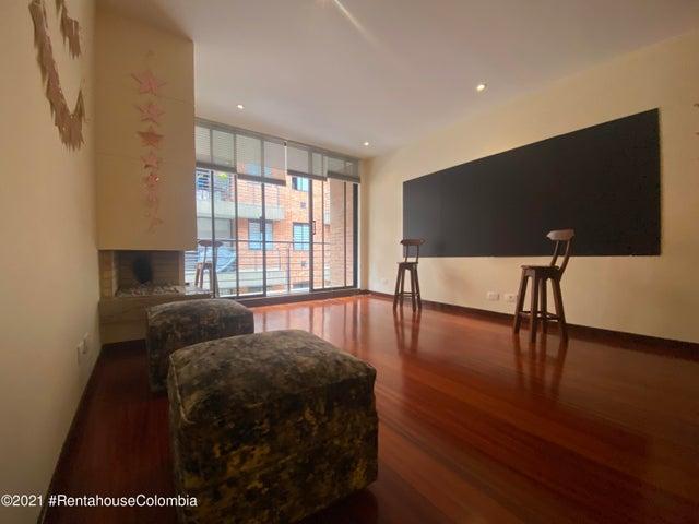 Apartamento Bogota D.C.>Bogota>Santa Barbara - Venta:980.000.000 Pesos - codigo: 22-782