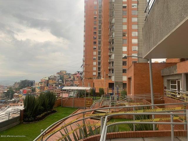 Apartamento Bogota D.C.>Bogota>Chapinero Alto - Arriendo:3.000.000 Pesos - codigo: 22-777