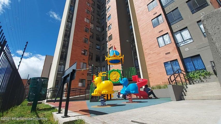 Apartamento Bogota D.C.>Bogota>Cerros de Suba - Venta:139.000.000 Pesos - codigo: 22-840