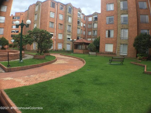 Apartamento Bogota D.C.>Bogota>Colina Campestre - Venta:335.000.000 Pesos - codigo: 22-867