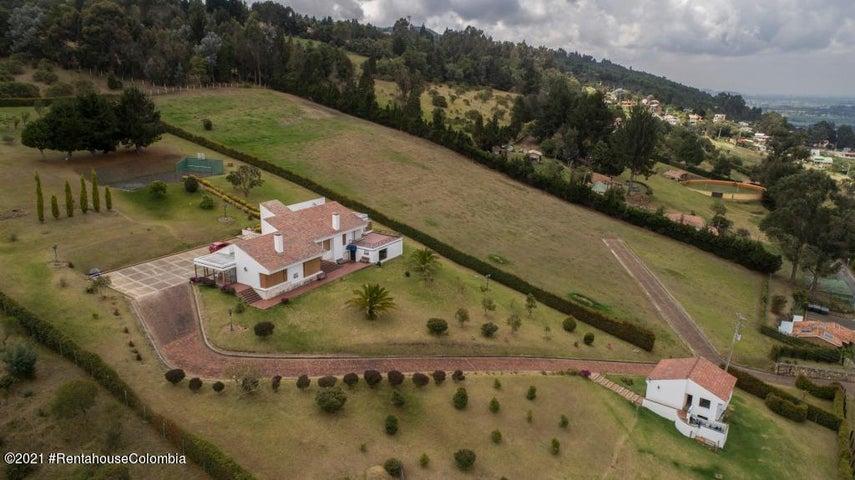 Terreno Cundinamarca>Chia>Yerbabuena - Venta:1.100.000.000 Pesos - codigo: 22-875