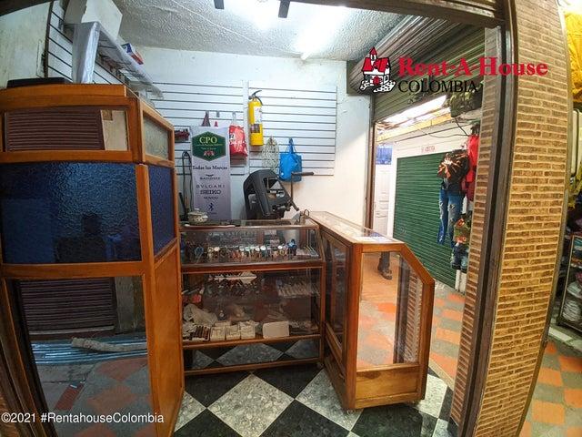 Local Comercial Bogota D.C.>Bogota>San Francisco - Venta:50.000.000 Pesos - codigo: 22-945