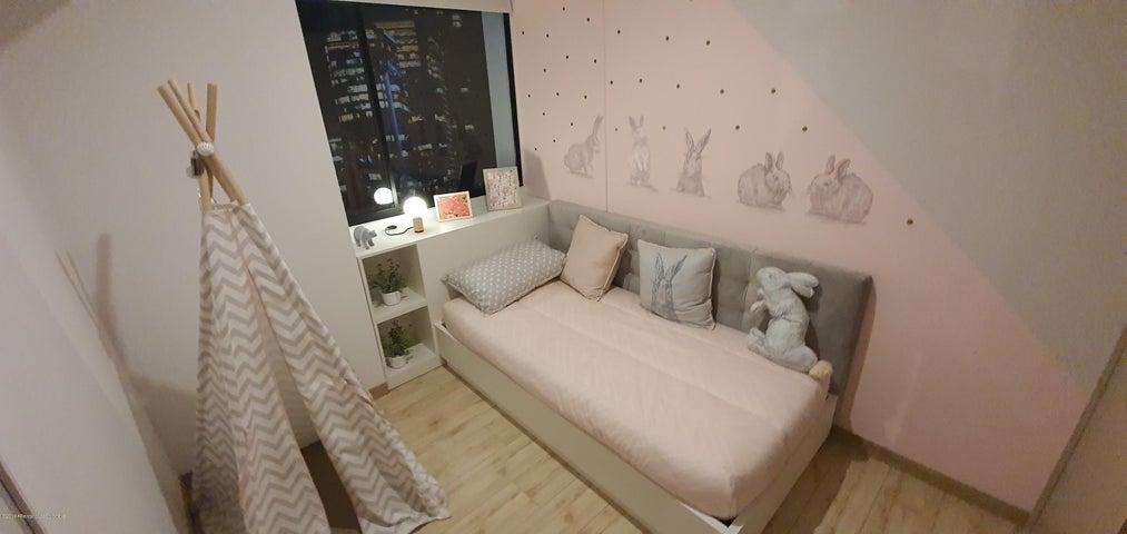 Apartamento Bogota D.C.>Bogota>Barrancas Norte - Venta:441.700.000 Pesos - codigo: 22-985