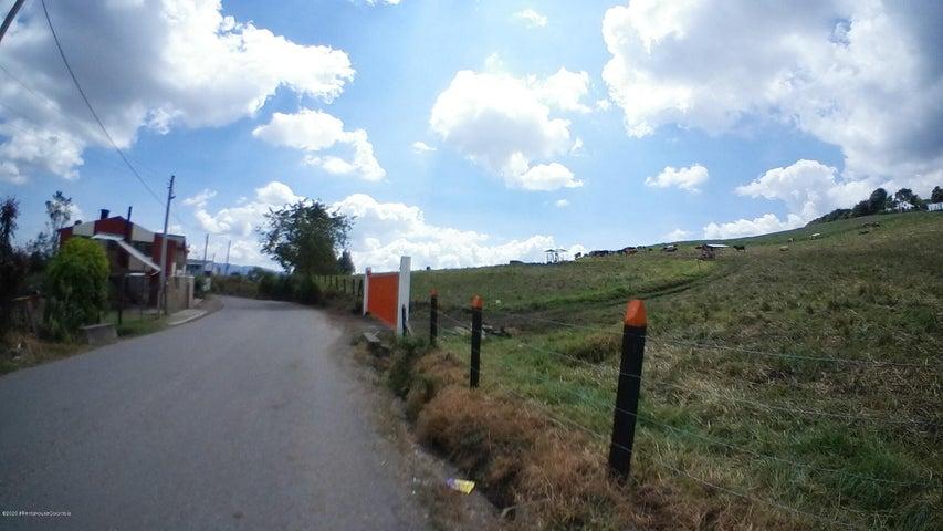 Terreno Cundinamarca>Cogua>Vereda Rodamontal - Venta:180.000.000 Pesos - codigo: 22-1076