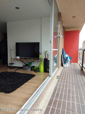 Apartamento Bogota D.C.>Bogota>Cedritos - Venta:600.000.000 Pesos - codigo: 22-1152