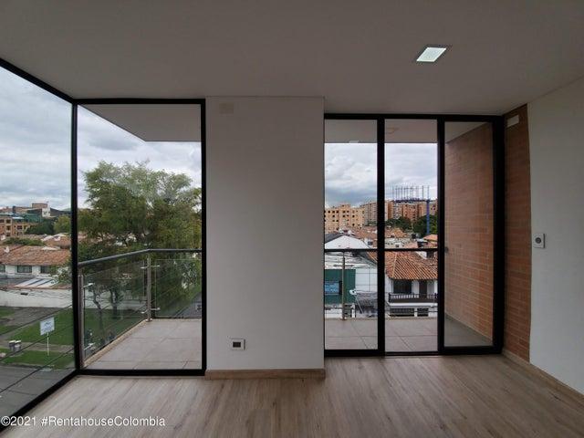 Apartamento Bogota D.C.>Bogota>Batan - Venta:629.000.000 Pesos - codigo: 22-1278