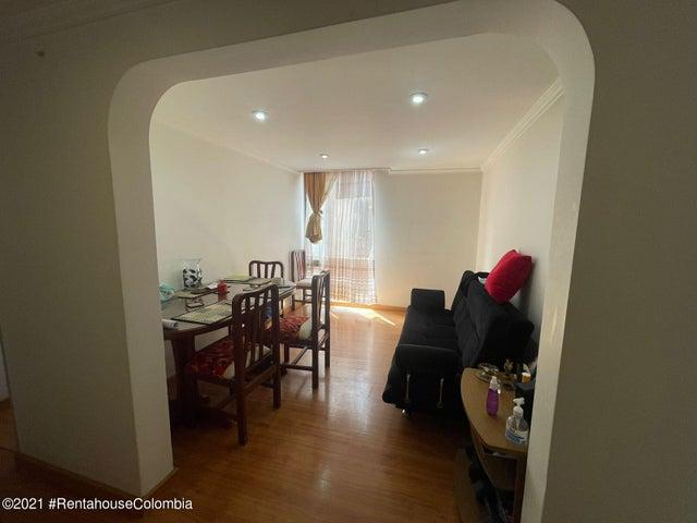 Apartamento Bogota D.C.>Bogota>Santa Teresa - Venta:220.000.000 Pesos - codigo: 22-1119