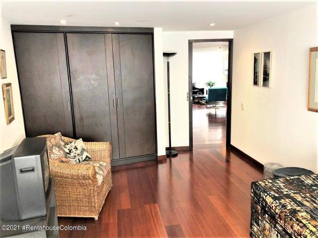 Apartamento Bogota D.C.>Bogota>Los Rosales - Arriendo:5.000.000 Pesos - codigo: 22-1380