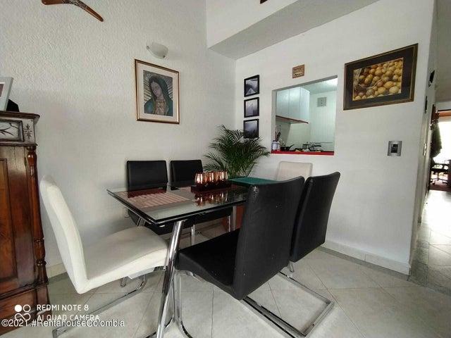 Apartamento Bogota D.C.>Bogota>Cedritos - Venta:350.000.000 Pesos - codigo: 22-1337