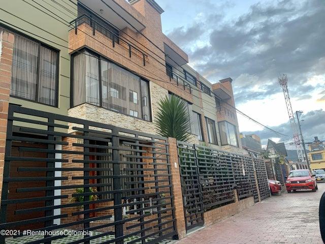 Casa Cundinamarca>Chia>Santa Rita - Venta:810.000.000 Pesos - codigo: 22-1352