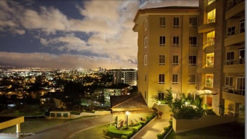 Apartamento San Jose>San Rafael Escazu>Escazu - Alquiler:2.800 US Dollar - codigo: 16-204