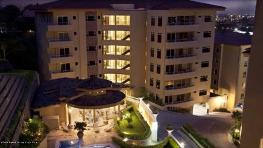 Apartamento San Jose>San Rafael Escazu>Escazu - Alquiler:2.800 US Dollar - codigo: 16-211