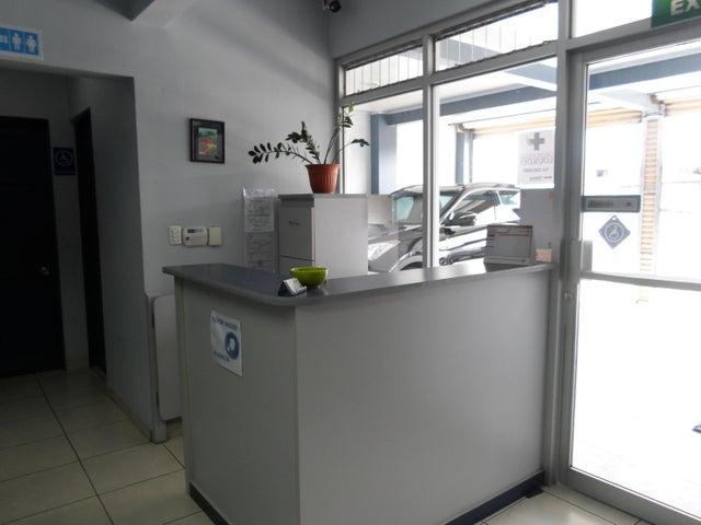 Oficina Heredia>Heredia Centro>Heredia - Alquiler:500 US Dollar - codigo: 19-482