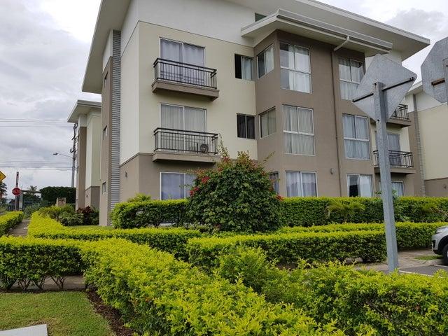 Apartamento Alajuela>Alajuela>Alajuela - Alquiler:850 US Dollar - codigo: 19-554