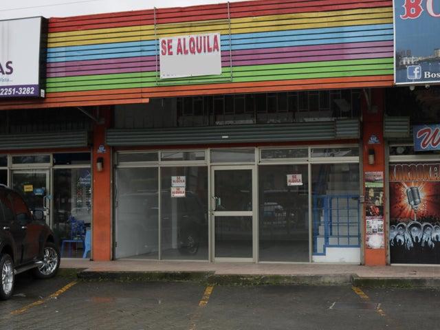 Local comercial San Jose>San Antonio>Desamparados - Alquiler:1.000 US Dollar - codigo: 19-692